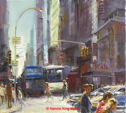 Nancie King Mertz - 42nd Street