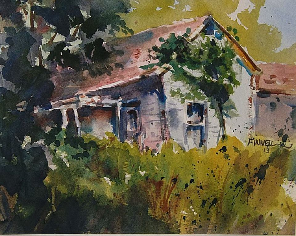 David Finnell - The Old Farmhouse