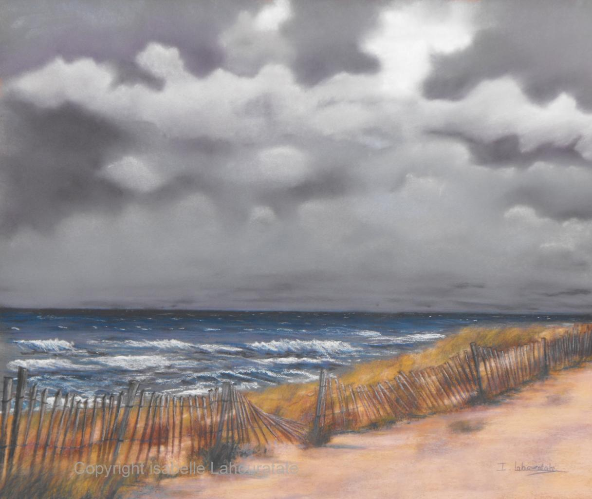 Isabelle Lahouratate - Landes Coast