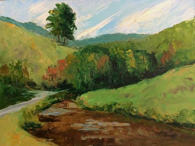 Robin Wellner - Lone Tree