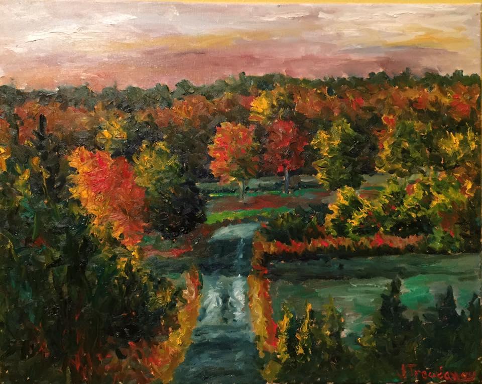 Justin Treadaway - An Autumn Evening