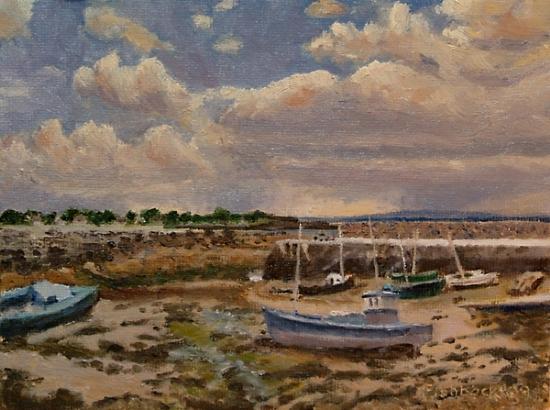 Daniel Fishback - Harbour in Ireland
