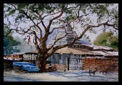 Nikhil Giri - Village Temple Style