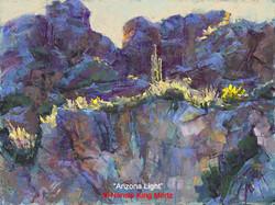 Nancie King Mertz - Arizona Light