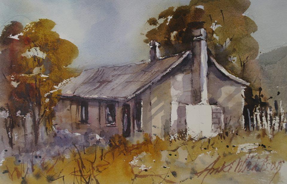 Anki Wickison - Old Farmstead