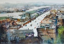 Jonathan Kwegyir Aggrey - Memories of Elmina Fishing Bay