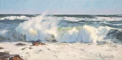 Karen Blackwood - Rolling Surf