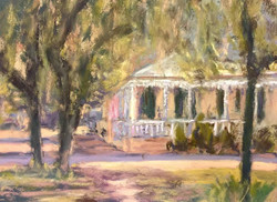 Jimm Ross - Southern Escape (pastel)