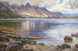 Mitch Baird - Reflective Jenny Lake