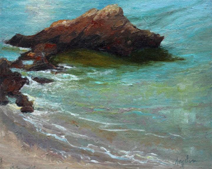 Nancy Angelini Crawford - Pirate Cove