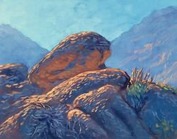Philip Alexander Carlton - The Primary Stone (plein air)