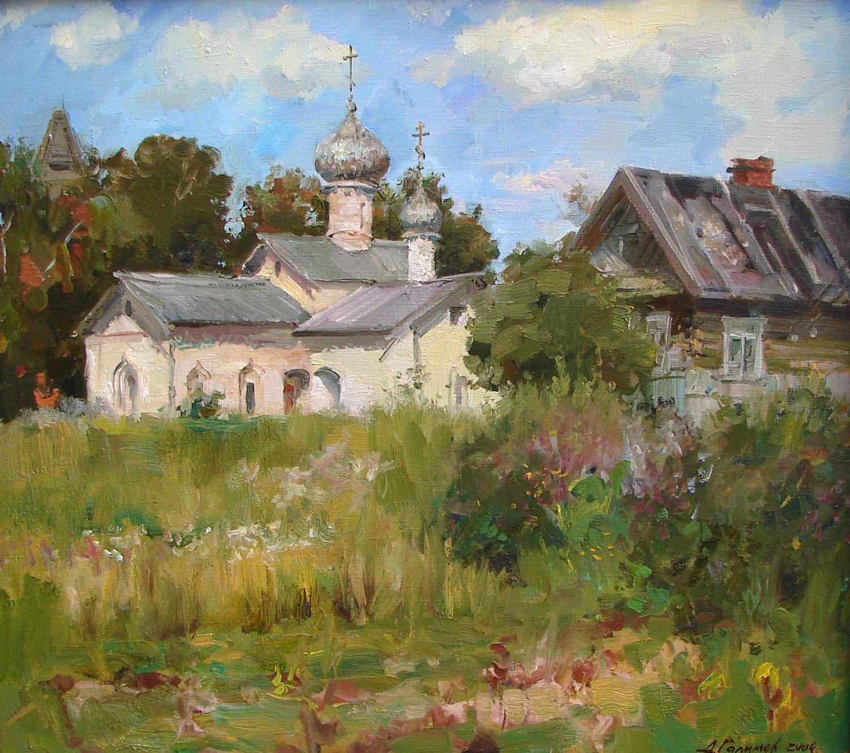 Azat Galimov - Chernavino on r.Volhov