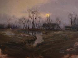Devin Roberts - Mid-Winter Nocturne
