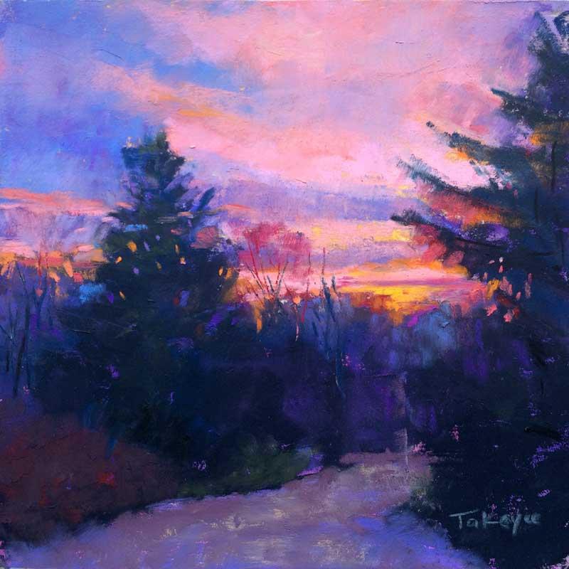 Takeyce Walter - Winter Morning