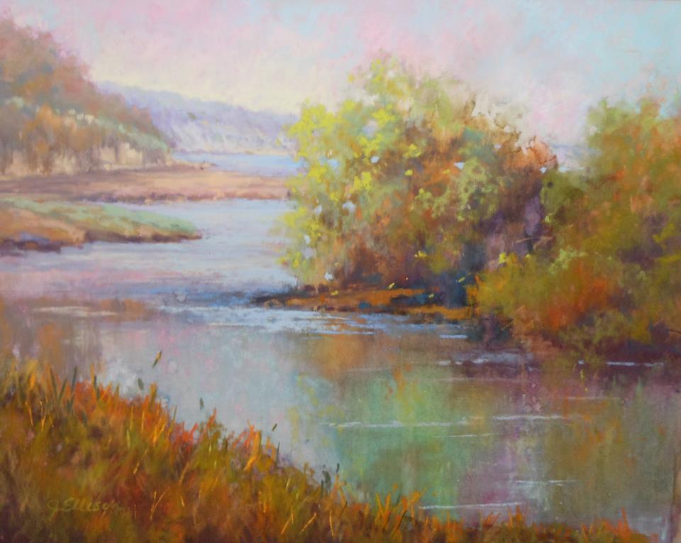 Janis Ellison - Coastal Reprieve