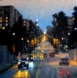 Gavin Glakas - Night on 16th Street