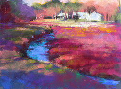Aline Ordman - Cranberry Field