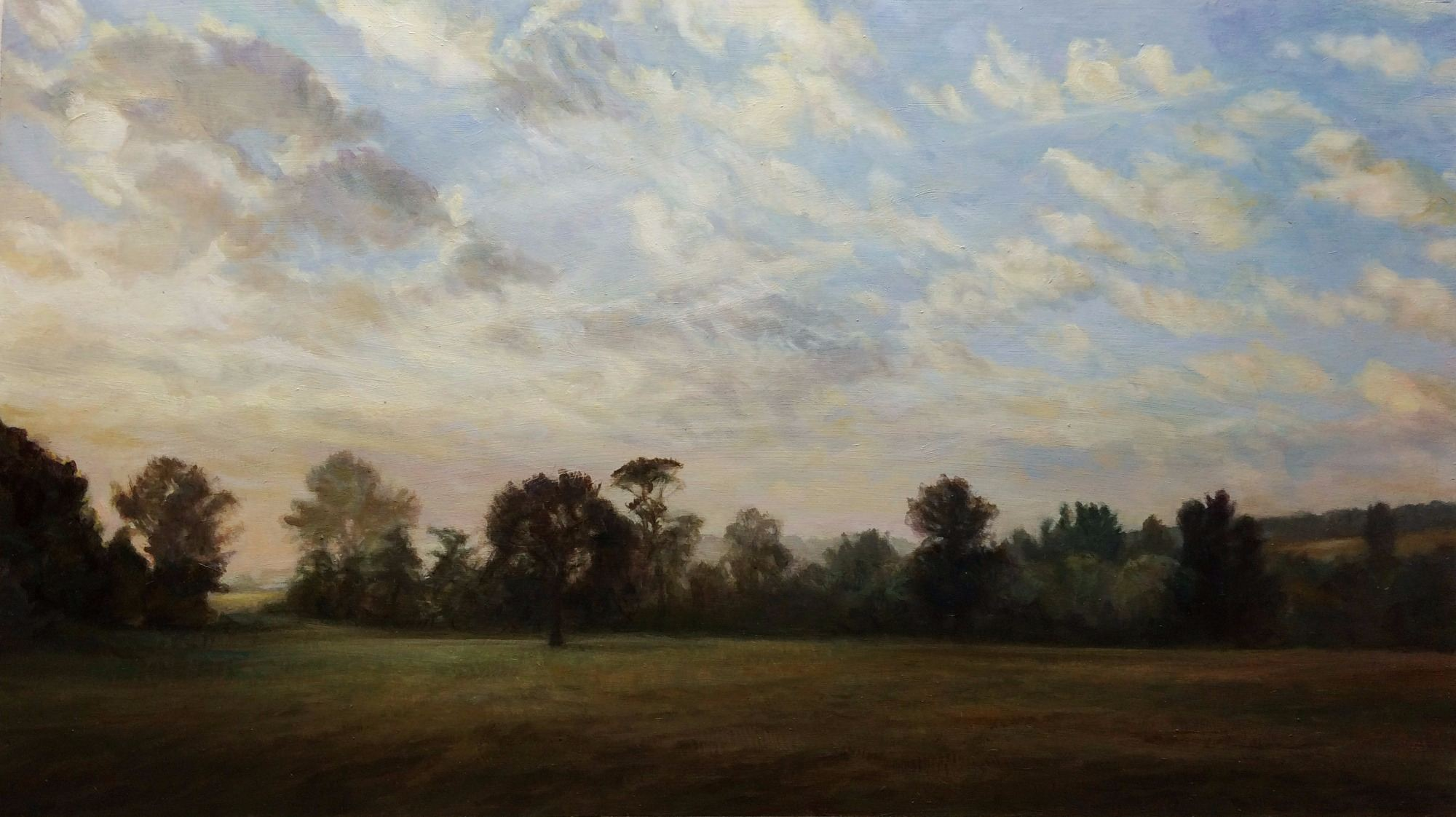 Sarah Spencer - End of the Day Trees