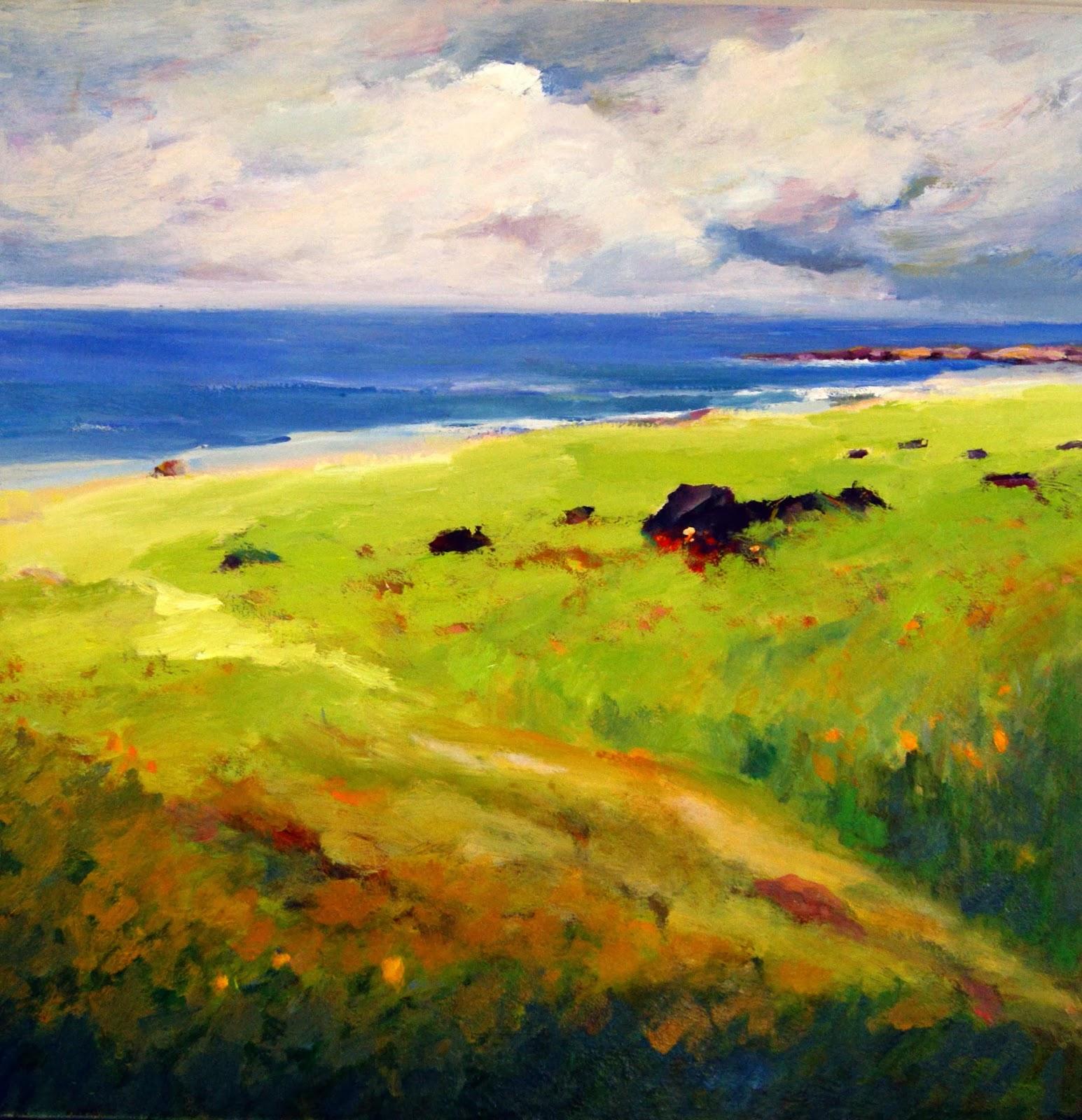Abbas Darabi - Path to the Beach