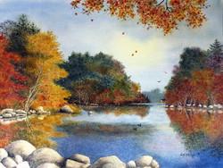 Liz McGee - Autumn Bliss