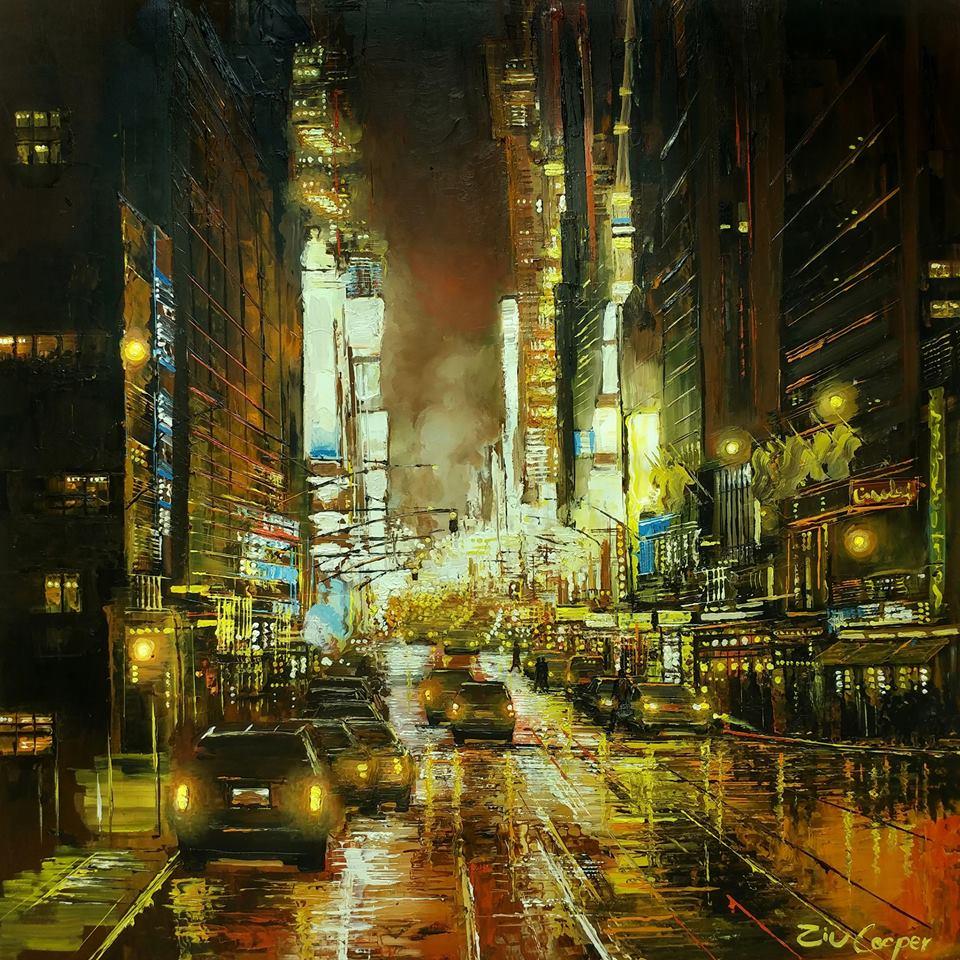 Ziv Cooper - Times Square