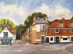 Mike Samson - Bell Inn & Corner House at Minster