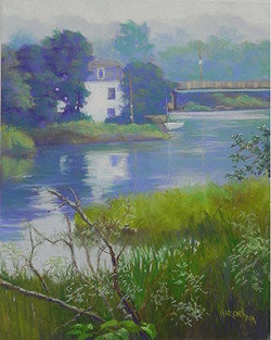 Jean Hirons - River House