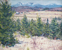 Douglas Howe - Katahdin Range