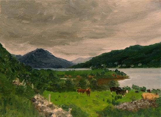 Daniel Fishback - Connemara, Ireland