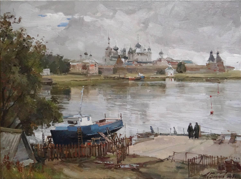 Azat Galimov - Bay Welfare. Solovetsky Islands
