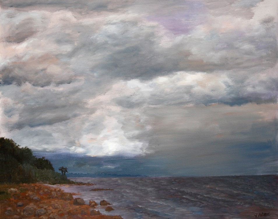 Vladimir Volosov - Moody Sky