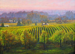 Michael Orwick - Sokolblosser vineyard