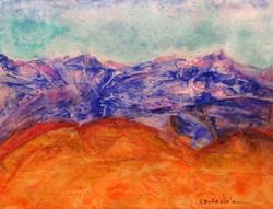 Karla Nolan - Purple Mountains Amber Waves