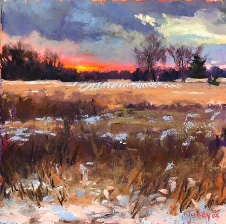 Takeyce Walter - Winter Warmth