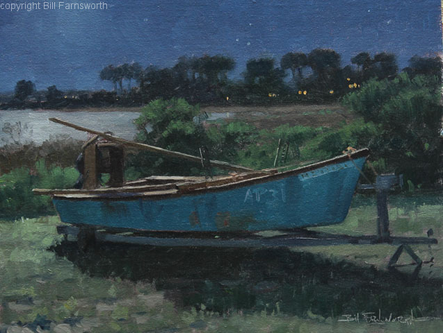 Bill Farnsworth - Moonlight Rest