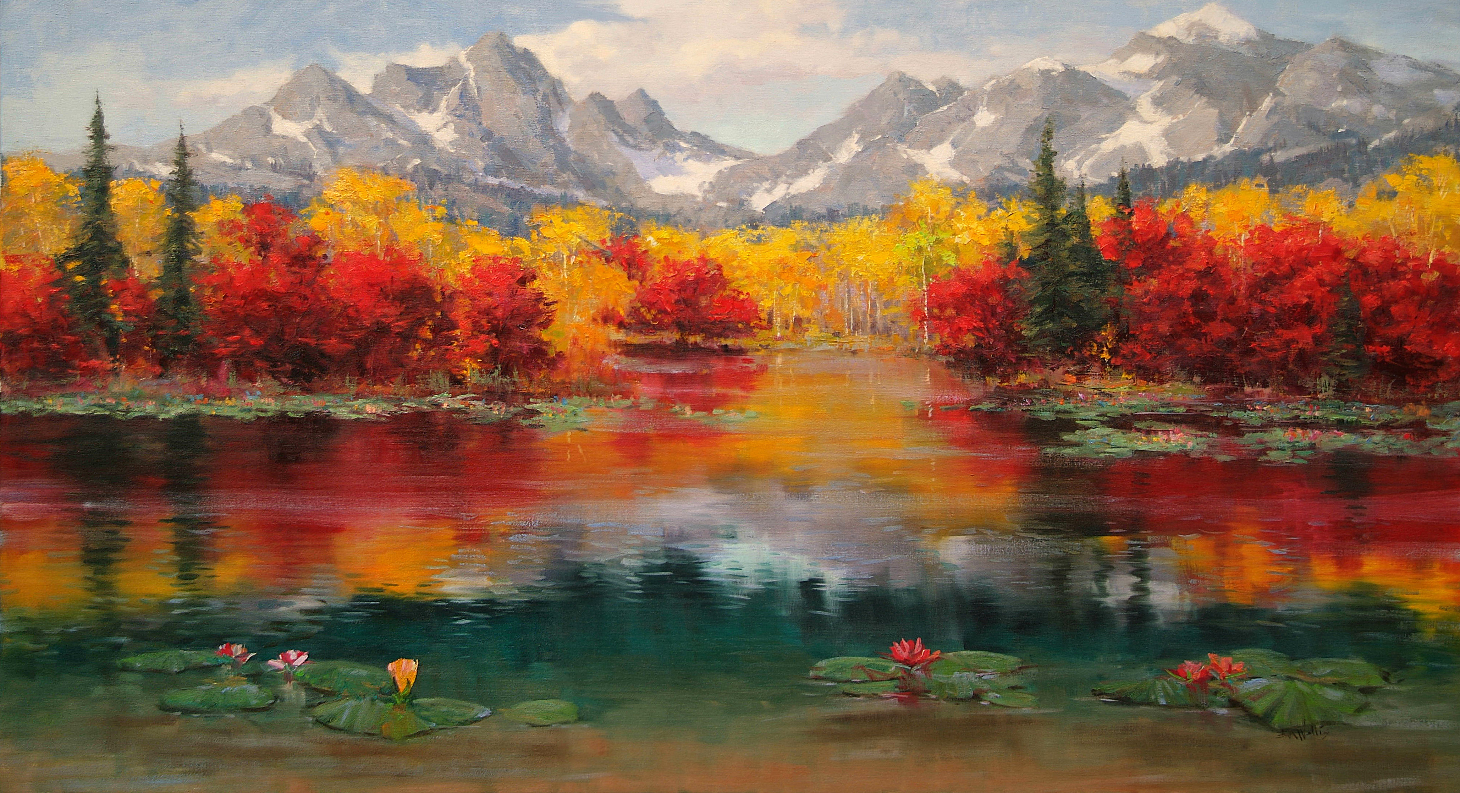 Eric Wallis - High Autumn