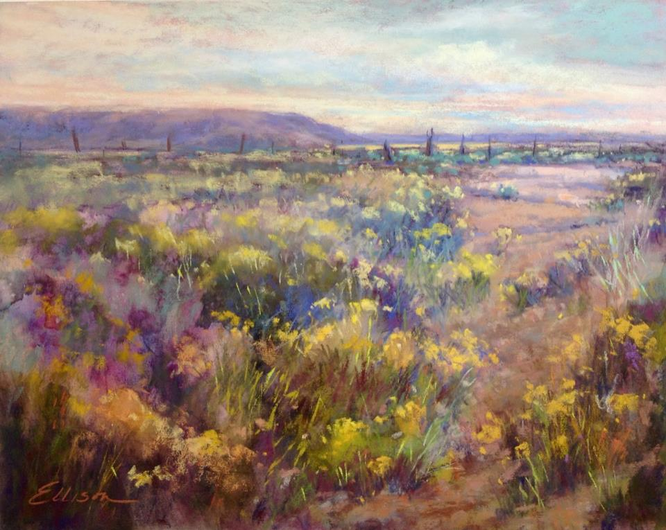 Janis Ellison - Desert Glow