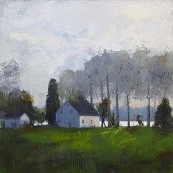 Karin Nelson - Farm on Point Oneida
