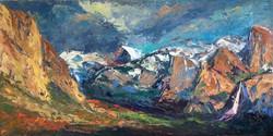 Lilli-anne Price - Yosemite Valley
