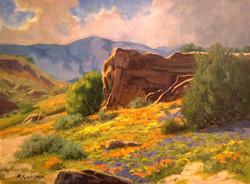 Richard E. Gallego - A Splash of Spring