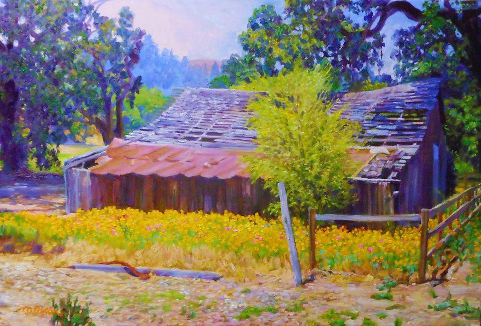 Timothy David Dixon - Bamboo Barn