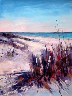 Barbara Reich - Beach View Along 30A