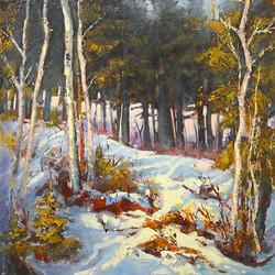 Linda Wilder - The Woods Behind