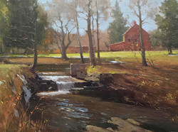 Zufar Bikbov - April in New England