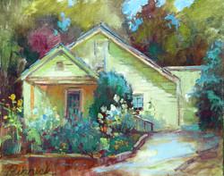 Brenda Pinnick - Little Green House