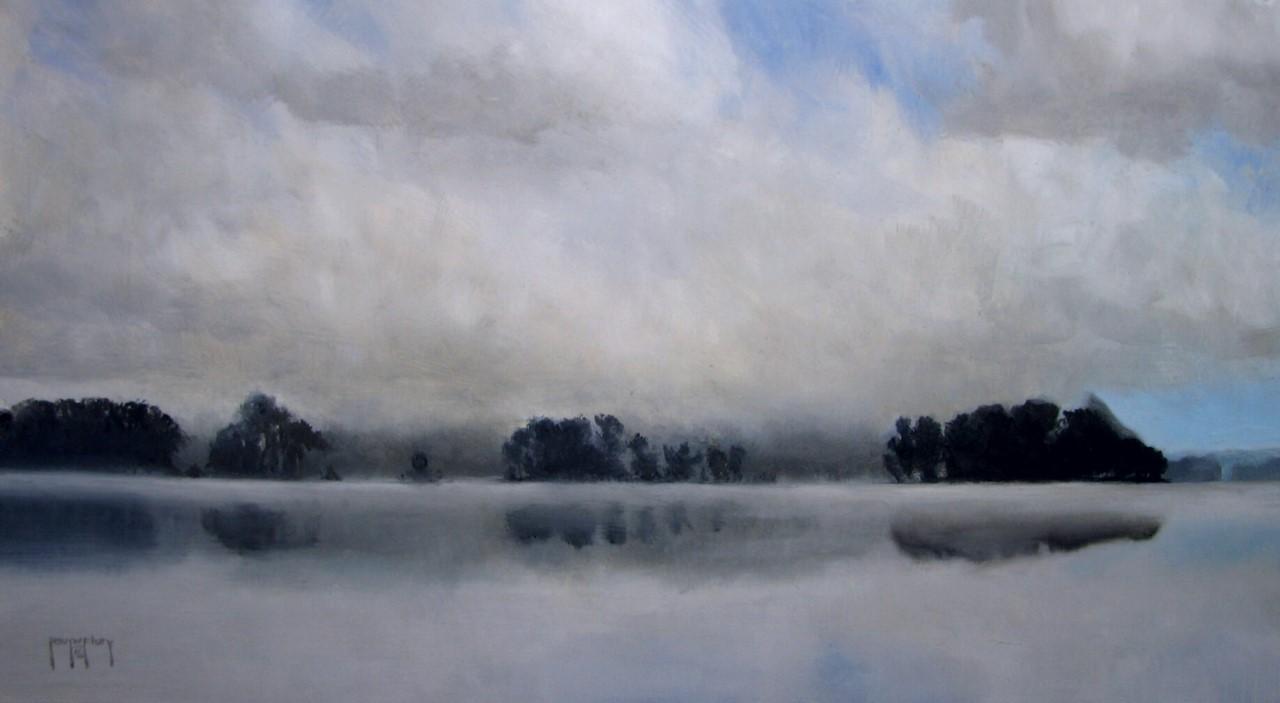 Paul W. Flury - Fog Lift