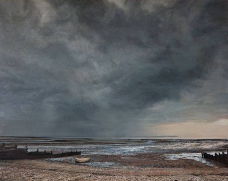 Sarah Spencer - Whitstable West Beach