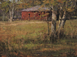 Roger Dale Brown - Countryside Fall