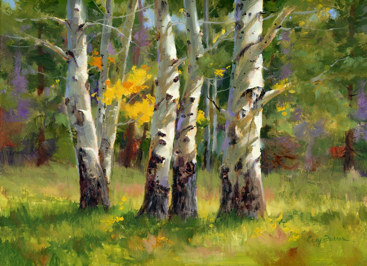 Cecy Turner - First Hint of Fall