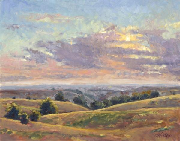 Chris Willey - Flint Hills - September Morning